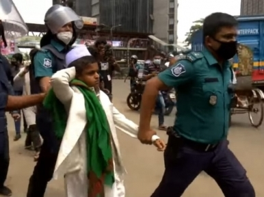 'Shishu Bokta' Rafiqul Islam Madani records confessional statement