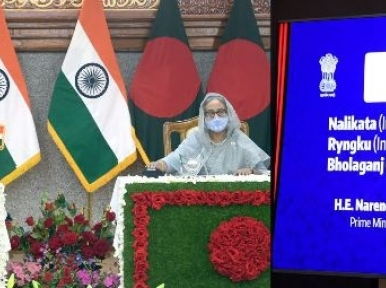 Regional Communications: Bangladesh stresses on the need to use Indian territory