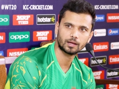 Mashrafe excluded from 24-member initial squad