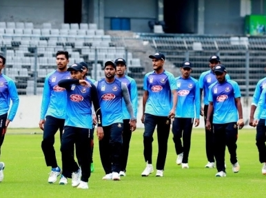 Bangladesh team to visit Sri Lanka by travelling in a chartered flight