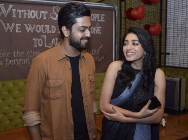 Anubhav Kanjilal, Ishaa Saha starrer Sahobashe's trailer released