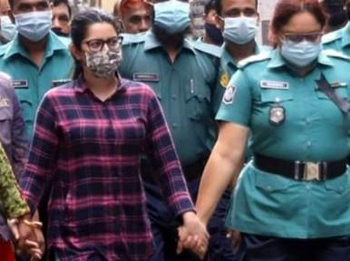 Actress Pori Moni bail hearing delayed, CID seeks fresh 5-day remand