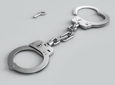 Nazrul Islam Raj in prison