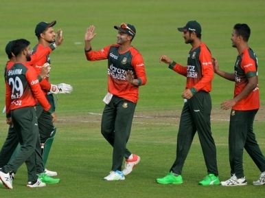 New Zealand bowled out for 60 in T20I against Bangladesh