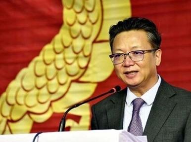 Chinese Ambassador expresses regret over Quad comment