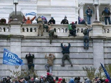 US Capitol: Four die during protests by Trump supporters, over 50 detained
