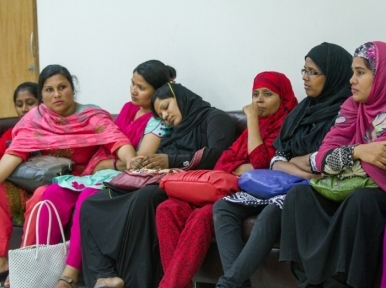 The gap between Bangladesh and Pakistan in women's rights is wide