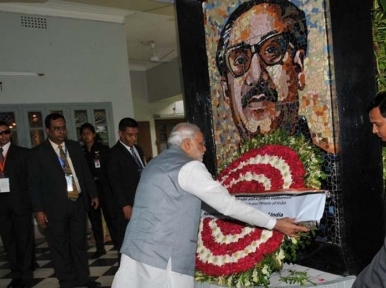 India confers Gandhi Peace Prize 2020 on Bangabandhu Sheikh Mujibur Rahman