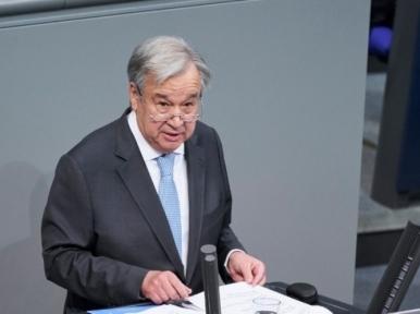 UN Secretary General Antonio Guterres congratulates Bangladesh for moving from LDC to developing country