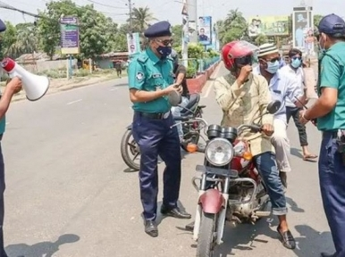 Police given special powers to ensure mask usage among citizens