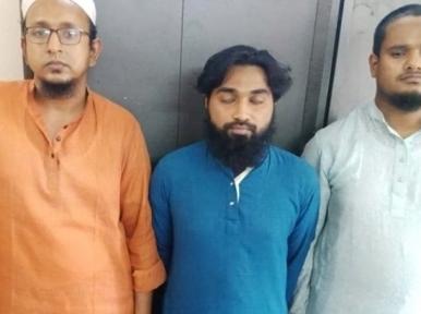 Hefazat leader among three arrested in Sonargaon