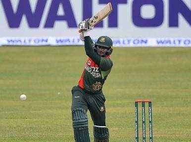Shakib's unbeaten 96 helps Bangladesh win ODI series against Zimbabwe