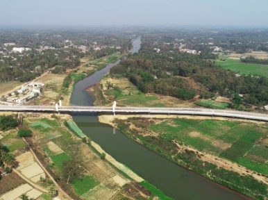 First ever Bangladesh-India river bridge to connect Northeast India with a sea