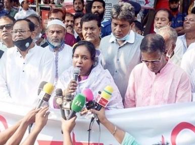 Terrorists have no religion: Narayanganj City Corporation Mayor Ivy
