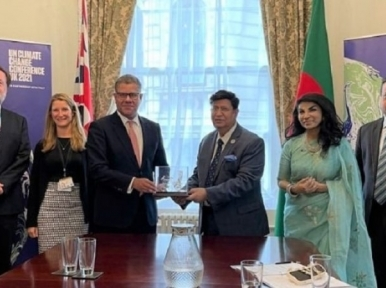 Bangladesh interested in joint climate event during COP26