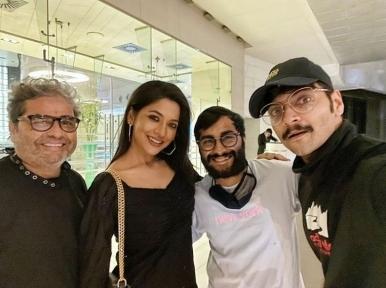 Badhon to make Bollywood debut with Vishal Bhardwaj's 'Khufiya'