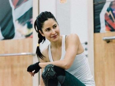 Eat, sleep, train: Katrina Kaif reveals her new daily routine