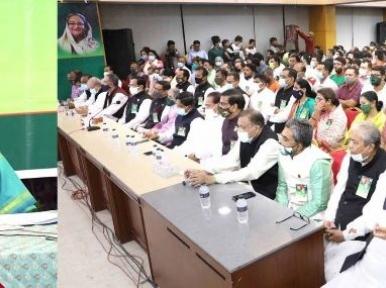 We need to move far ahead: Sheikh Hasina