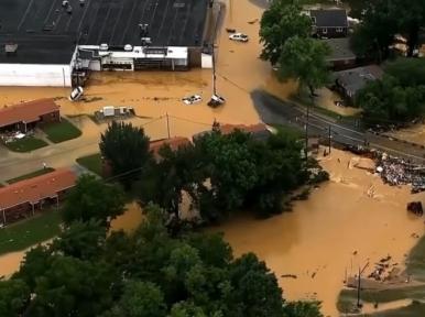 US: President Joe Biden expresses grief as 21 die in Tennessee floods