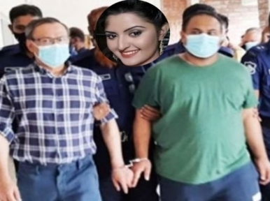Pori Moni's attempted rape- murder: Chargesheet against Nasir, Omi and Shahidul