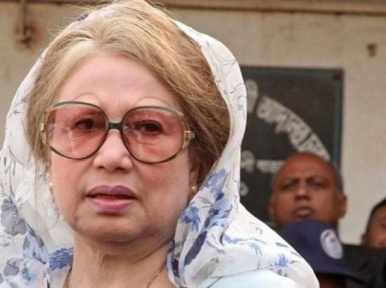 The family's application over Khaleda Zia's sentence is being examined: Home Minister