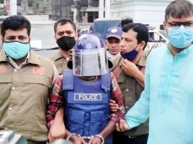 Comilla violence: Prime accused Iqbal Hossain produced in court