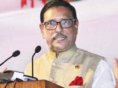 BNP appointing lobbyists to defame government: Obaidul Quader