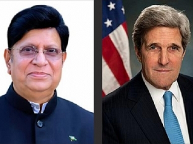 Bangladesh and the United States have agreed to work closely on the Paris Climate Agreement