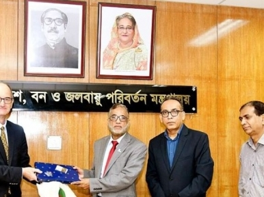 Germany to help Bangladesh in tackling the effects of climate change