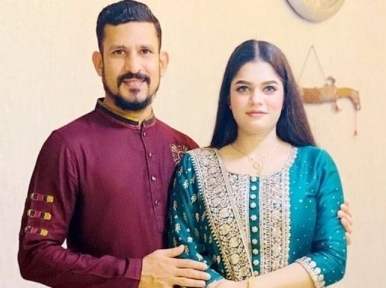 Cricketer Nasir trying to return to the national team to fulfill wife's wish