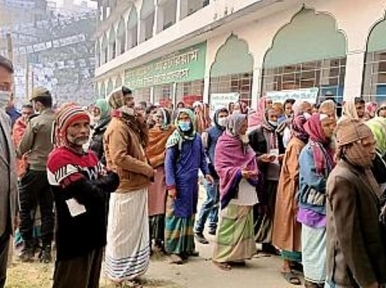 Second round of municipal elections held peacefully