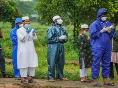 Coronavirus: Infection rate drops below six percent