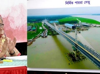 A particular group benefiting by tarnishing country's image globally: PM Hasina