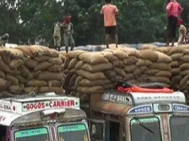 India rice reaches Bangladesh after 35 months