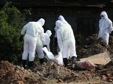 Covid-19 kills 31 people; highest single-day death in the country in 2021