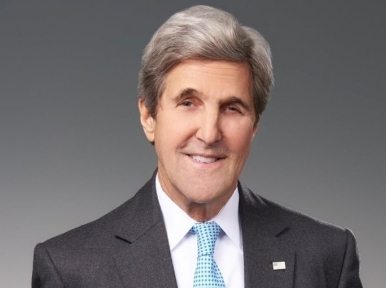John Kerry in Dhaka to invite Prime Minister Hasina for climate change conference