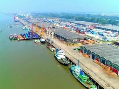 Mongla Port breaks record with Tk 340 crore revenue in FY21