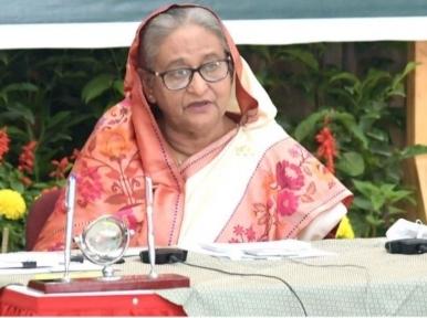Moving forward while maintaining international relations: PM Hasina