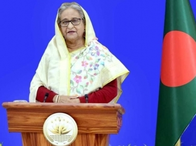 Global action is urgent to address the crisis caused by the coronavirus pandemic: PM Hasina