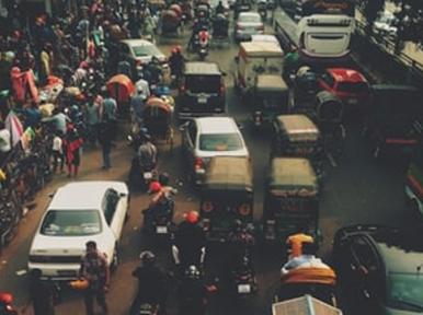 Eid: Bangladesh cities witnessing excessive crowd of buyers despite Corona fear