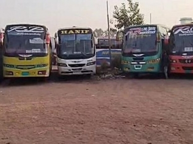 Owners and workers demand introduction of long distance public transport before Eid