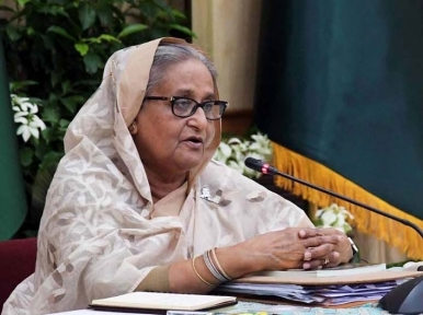 PM Hasina taking stock of people suffering due to Pirganj violence