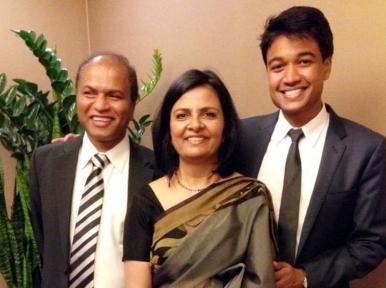 Bangladeshi Zayn Siddiqui in Biden administration; Mymensingh rejoices