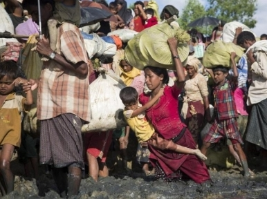 Momen hopes for China-Russia help in solving Rohingya crisis