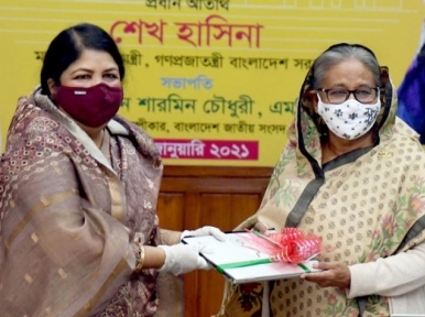 Opposition parties have failed to win people's trust: PM Hasina