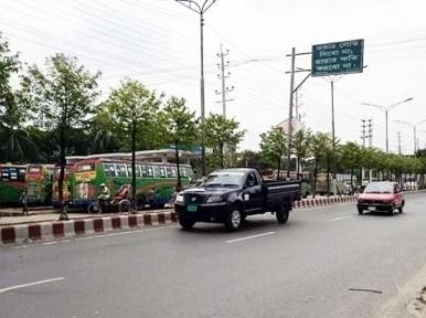 No traffic congestion as Dhaka empties ahead of Eid