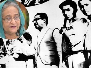 Language movement started with Bangabandhu's proposal: PM Hasina