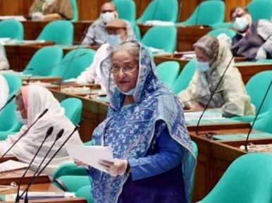 Bangladesh has managed to avoid the global economic downturn in epidemic: Sheikh Hasina