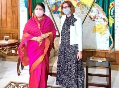 PM Hasina's move on Rohingya issue commendable: Switzerland