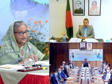If power rests in the hands of those opposing freedom, we wouldn't develop: Sheikh Hasina